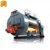 WNS全自动燃油(气)蒸汽锅炉WNS1-0.8-YC