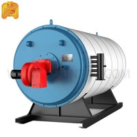 WNS常压全自动燃油(气)热水锅炉  待询价