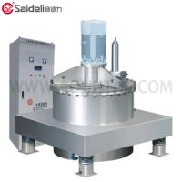 L(P)GZ(MDL)系列电机上置直联刮刀下部卸料离心机 待询价
