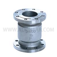 碳钢立式止回阀 H42H-16C/DN15-150( 待询价)