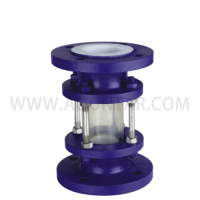 碳钢衬氟视盅 DN25-100