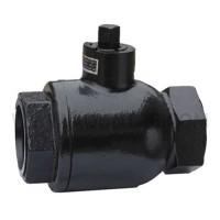 铸铁丝口球阀(不锈钢球芯)Q11F-16 DN50
