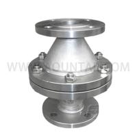GYW不锈钢管道阻火器DN100
