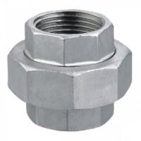 不锈钢活接304-DN40