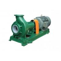 IHF氟塑料衬里化工泵IHF125-100-160  待询价