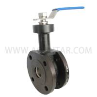 碳钢意式球阀(加长杆)DN40